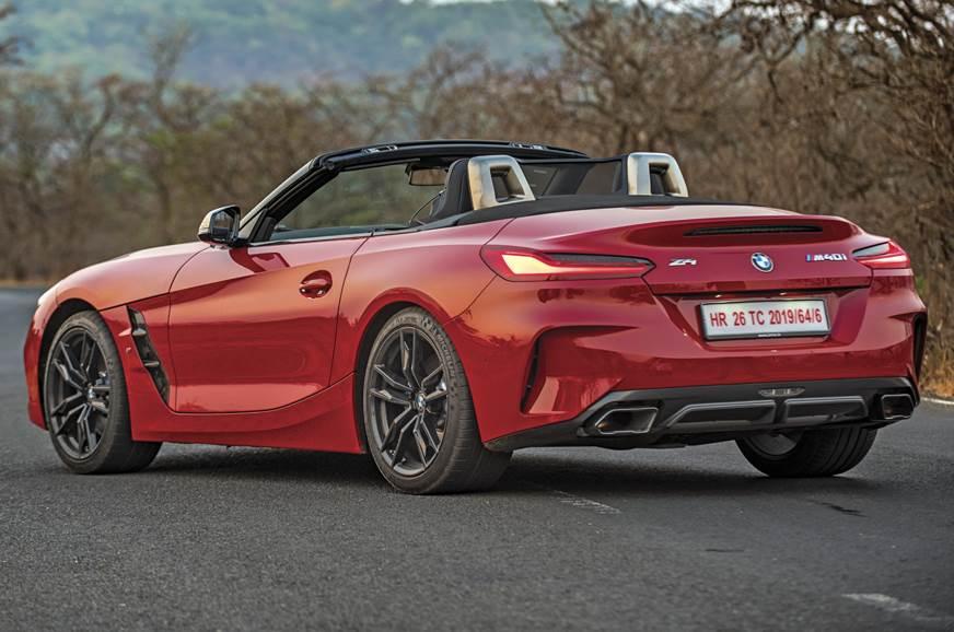 BMW Z4 Red Sports