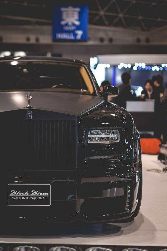 Black Bison Rolls-Royce Ghost