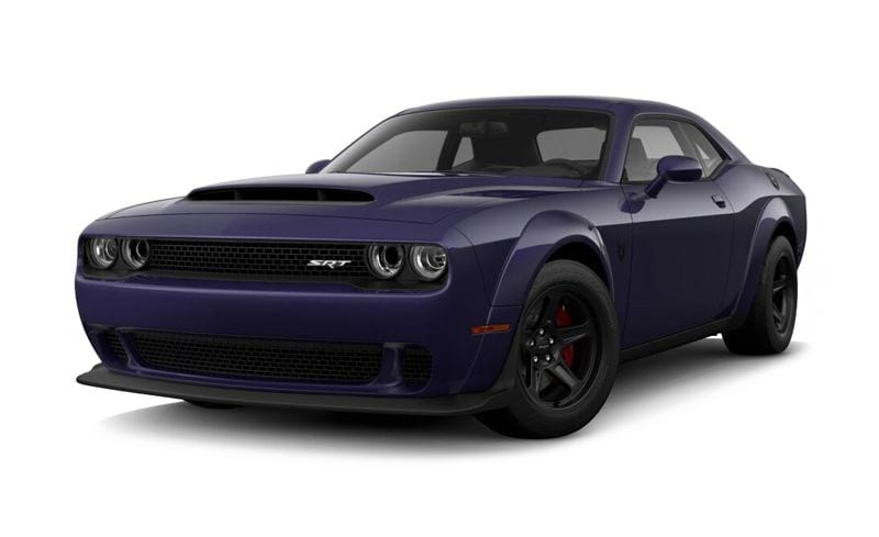 DODGE SRT DEMON 2019
