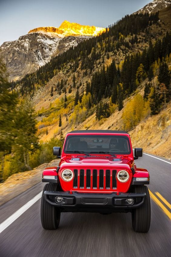 Jeep 2018 Wrangler Rubicon