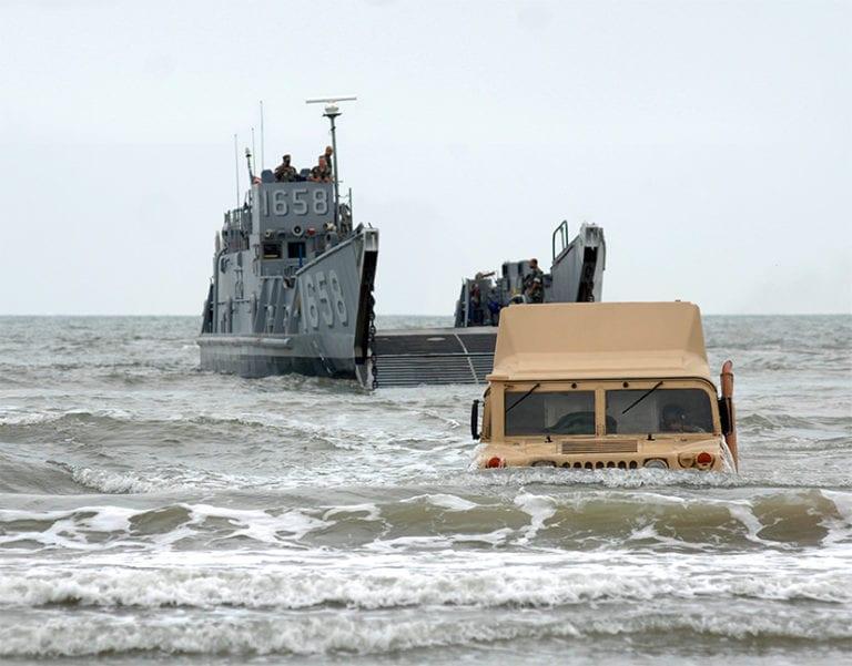 M1097 Ocean AM GENERAL