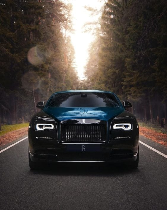 ROLLS ROYCE BLACK FOREST