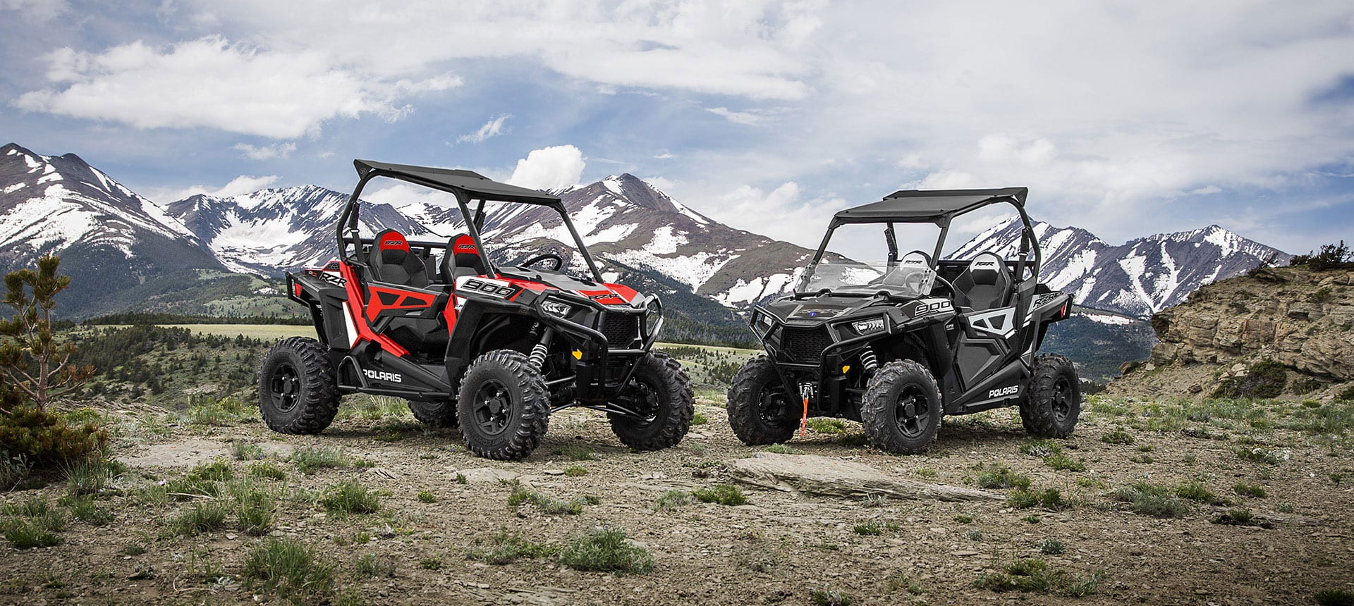 RZR 900 OFFROAD VEHICLE