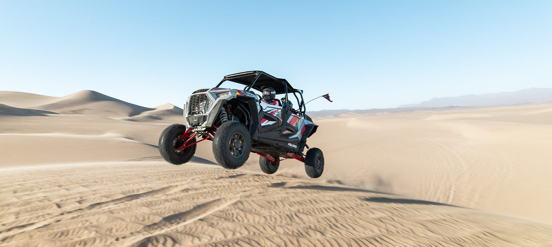 RZR XP 4 TOURBO 4 SEATER OFFROAD VEHICLE
