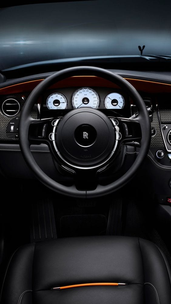 Rolls Royce Dawn Black Badge InterioR