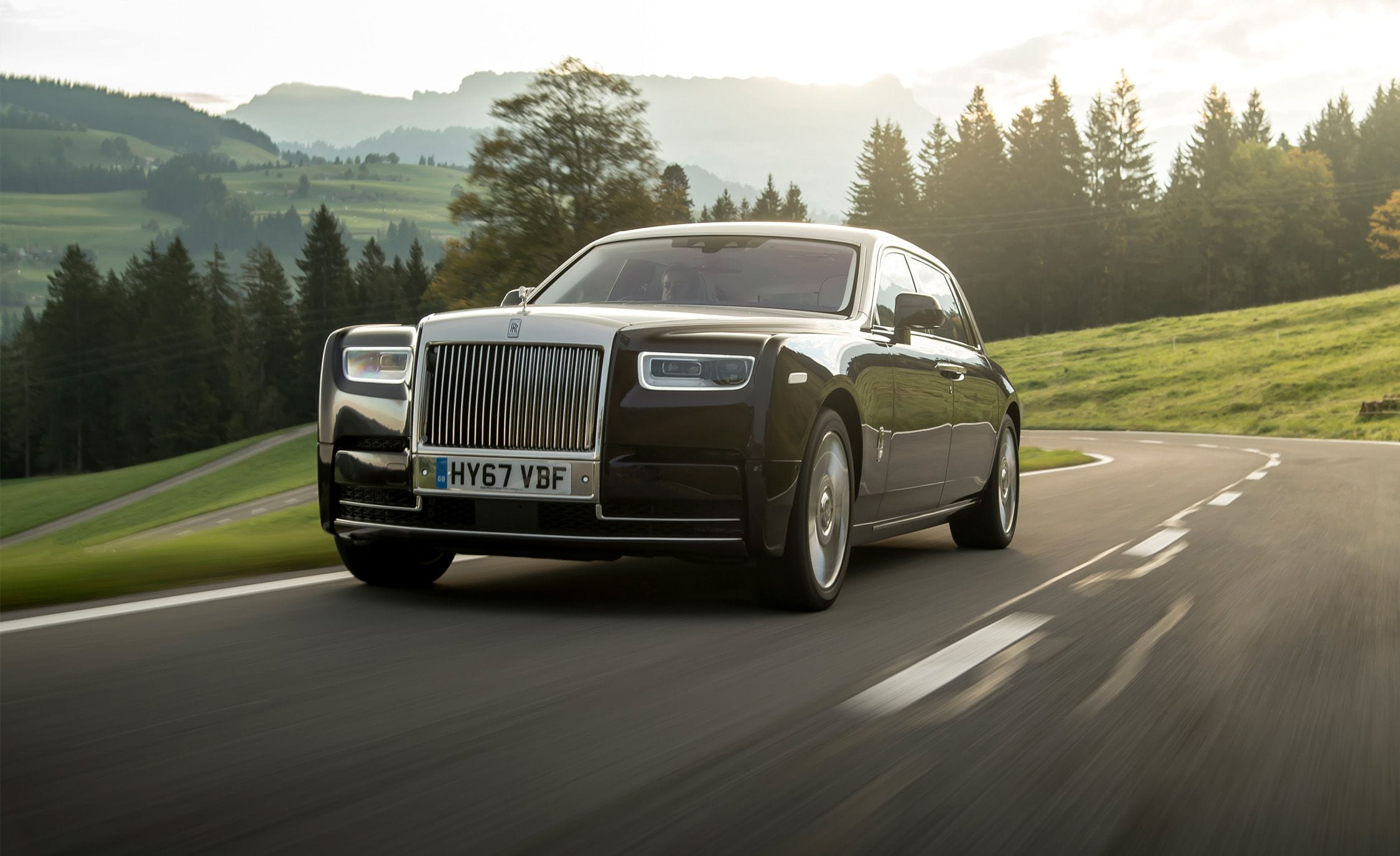Rolls Royce Phantom Wallpaper Image