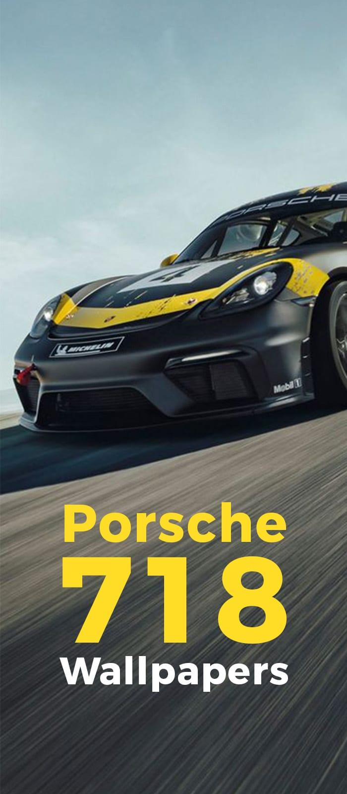 Porsche 718 Cayman RACE!