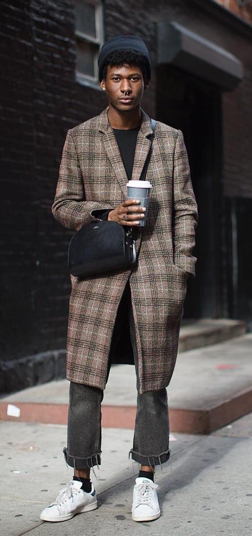 Black Sling Bag Fashion For men