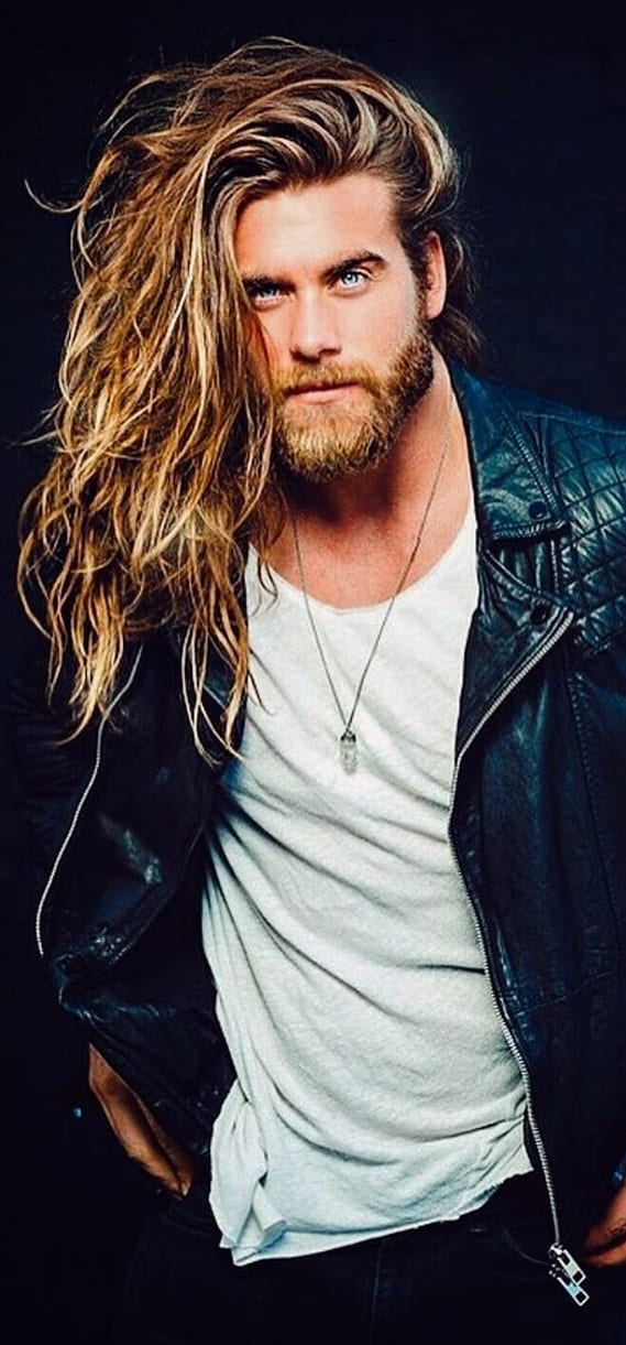 Long Wavy Hairstyle for 2019