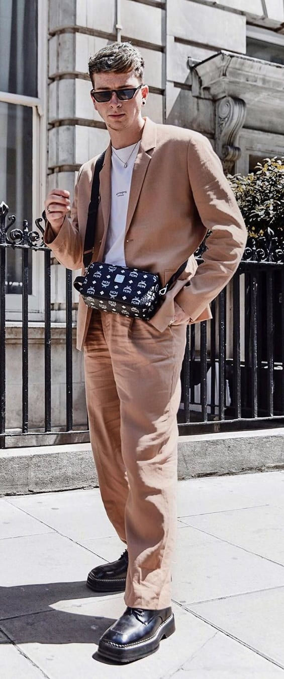 Trendy and Stylish sling bags for men