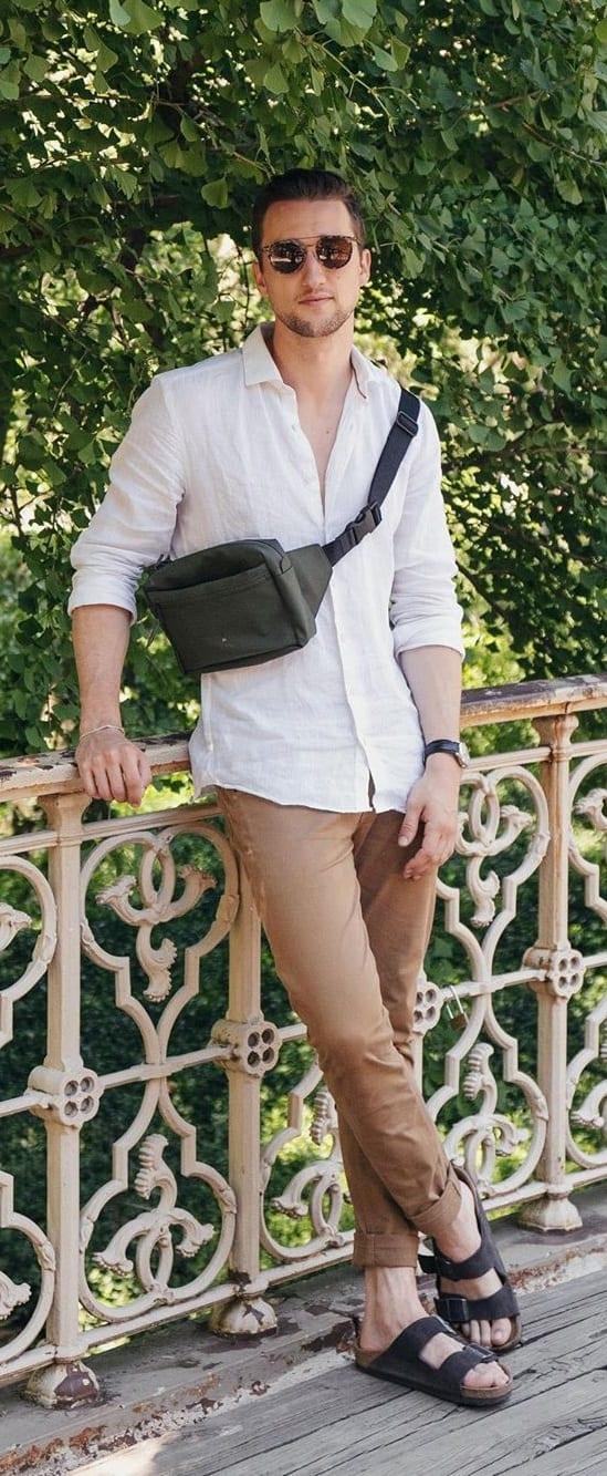 Crossbody Sling Bag Trends for men