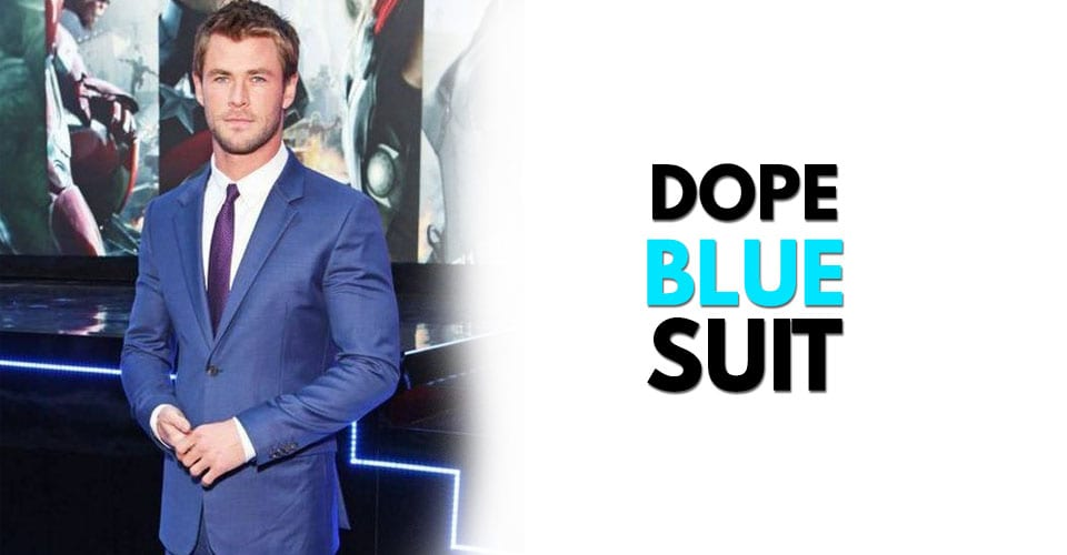 Dope Blue Suit Outfit Ideas