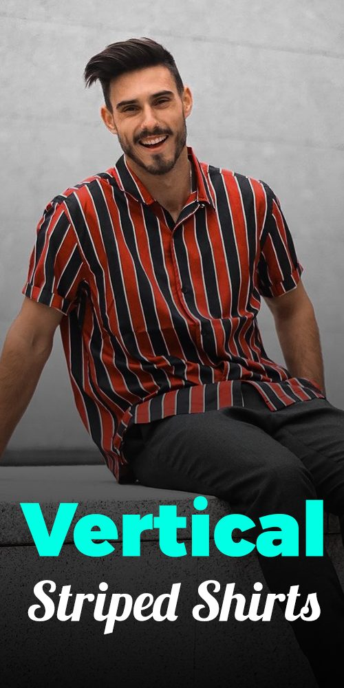17 Vertical Striped Shirts for Men