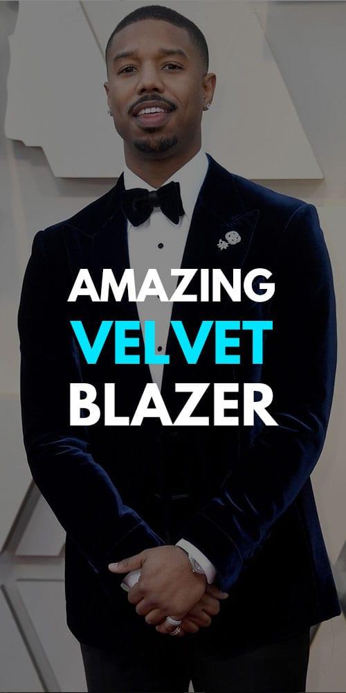 Velvet Blazer Outfit Ideas for Men 2019