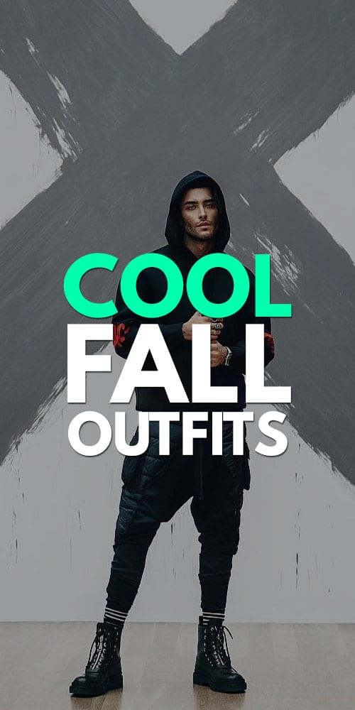 Fall Outfit Ideas for Men 2019