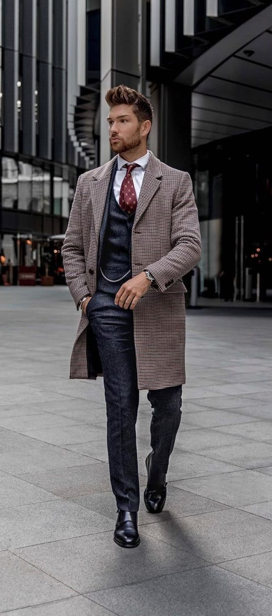 Overcoat for Fall