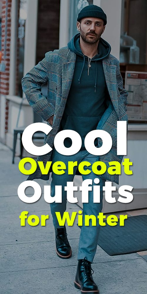 Overcoats Outfit for Men