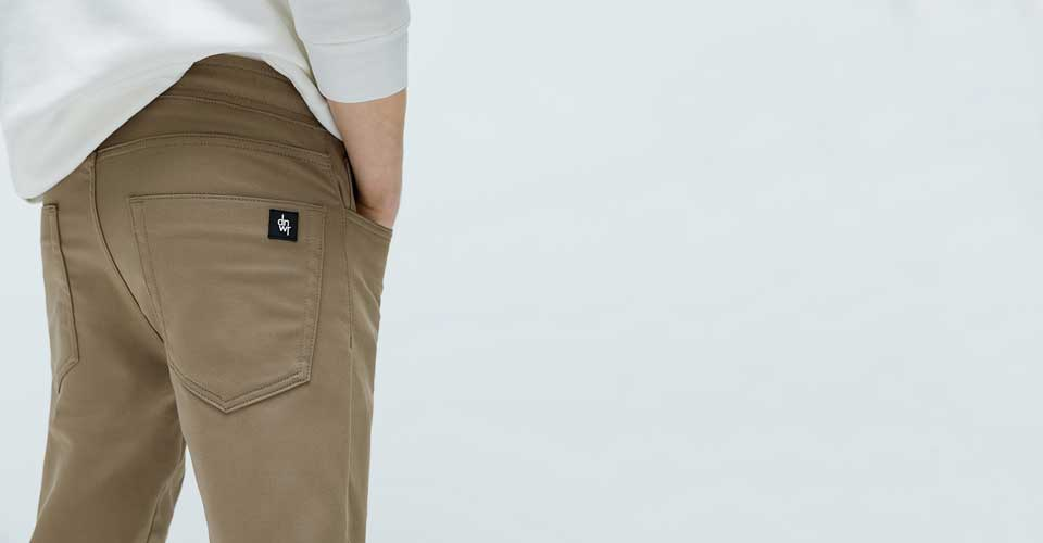 Become a Dapper Dude Effortlessly with these Stylish Trousers