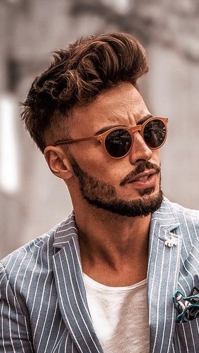 Hottest Hairstyles for Men to try this New Year's Eve