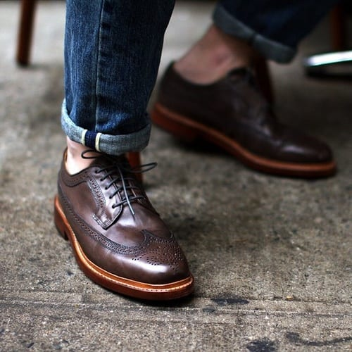 Dark-Brown-Brogues