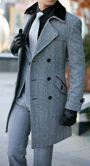 Suit-with-Overcoat