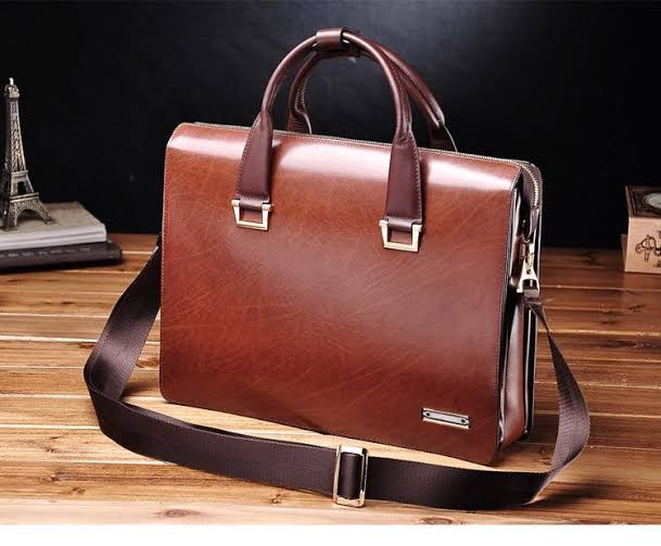 Briefcase Leather Bags for Men