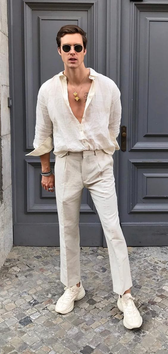 White Casual Fashion for 2020