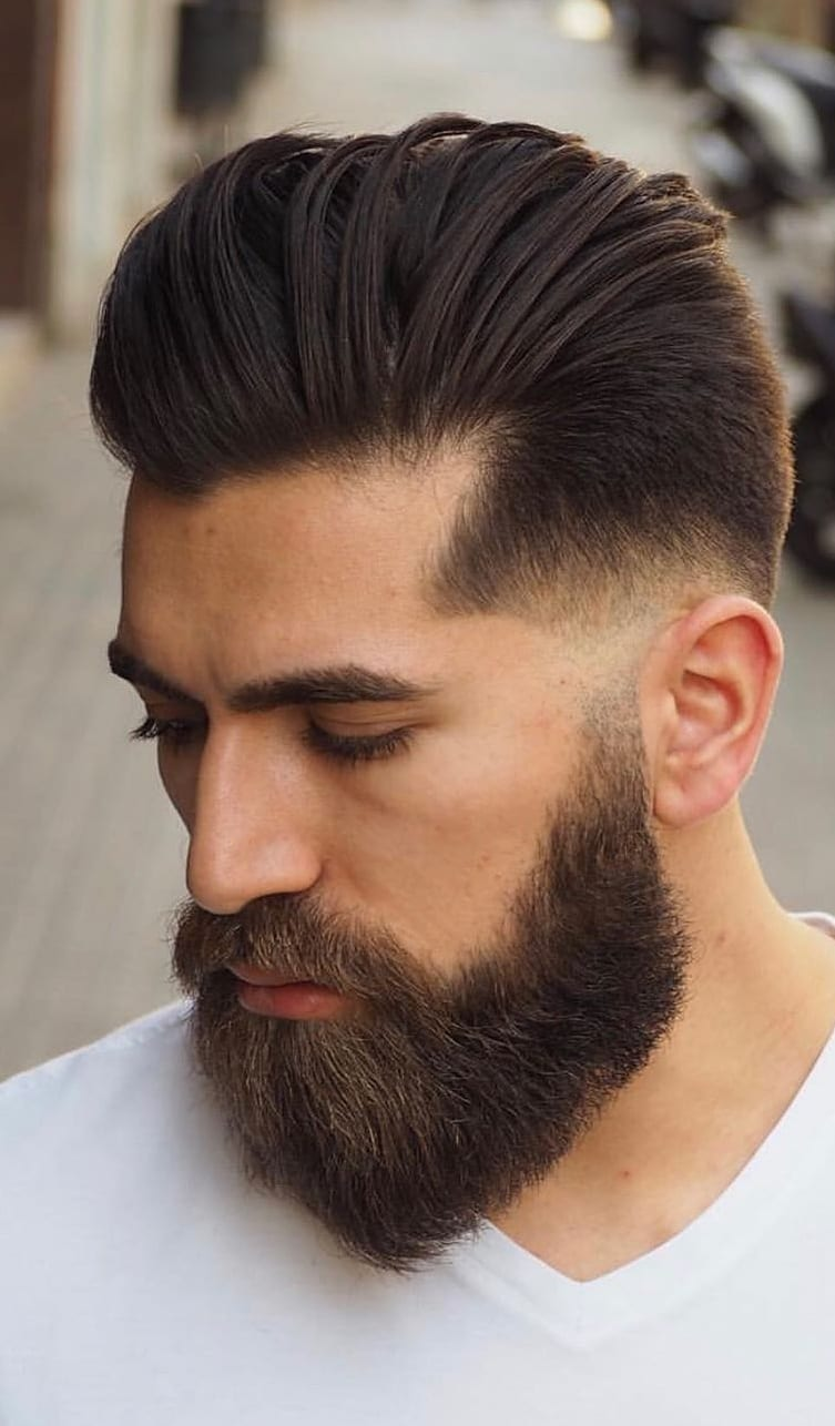 Cool Hairstyles for Men 2020