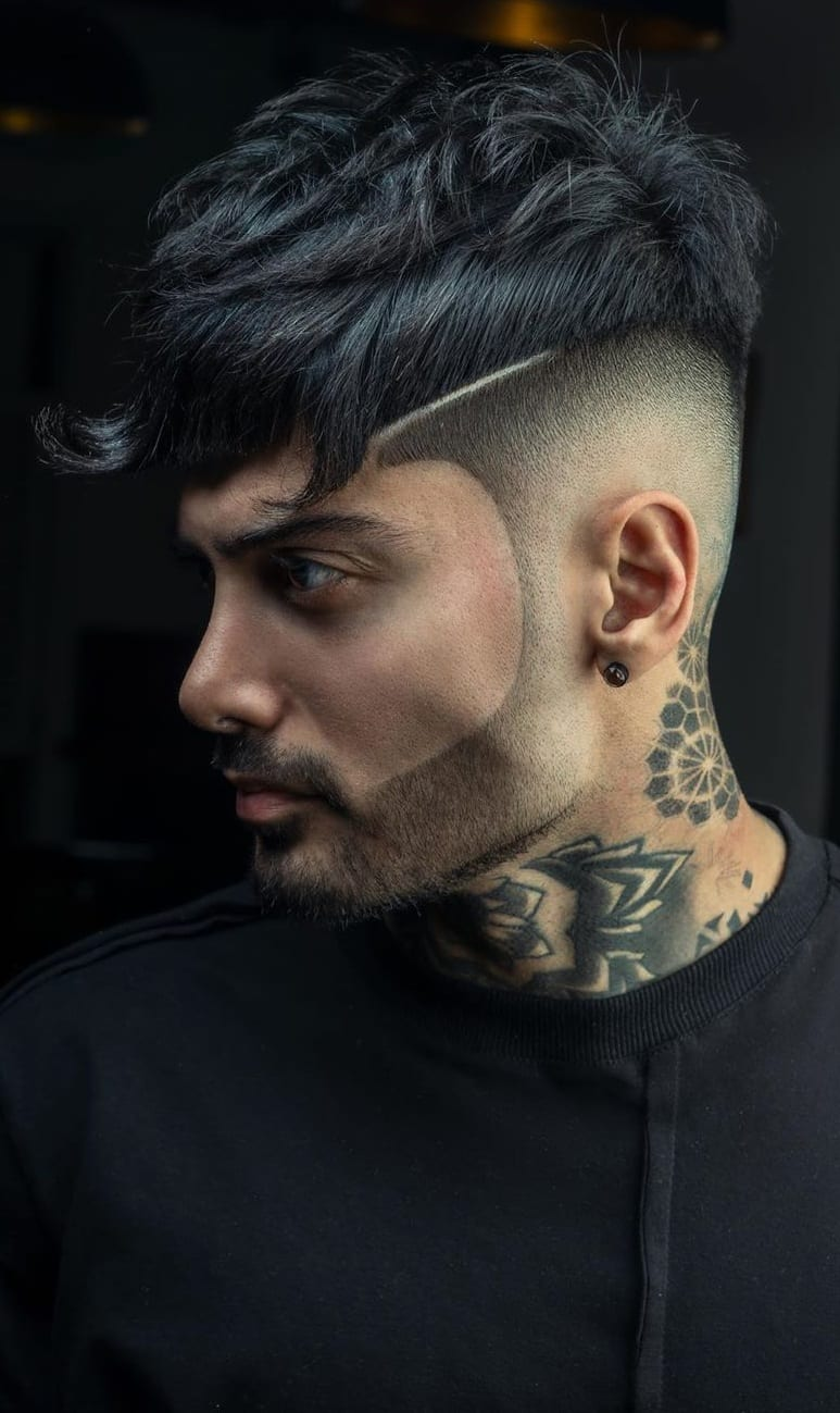 Fade Haircuts for Men to try in 2020