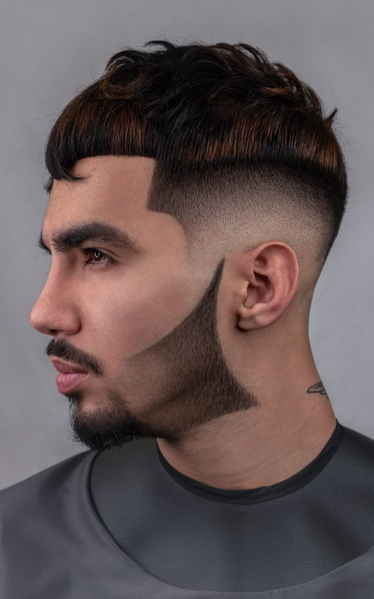 Mens Haircut 2020