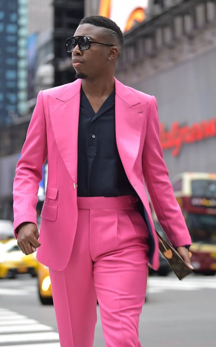 Bold Colors- 10 Things you should avoid wearing to an interview