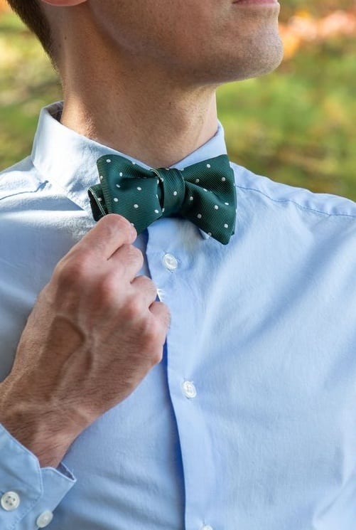 Bow Tie - What Not To wear to an Interview