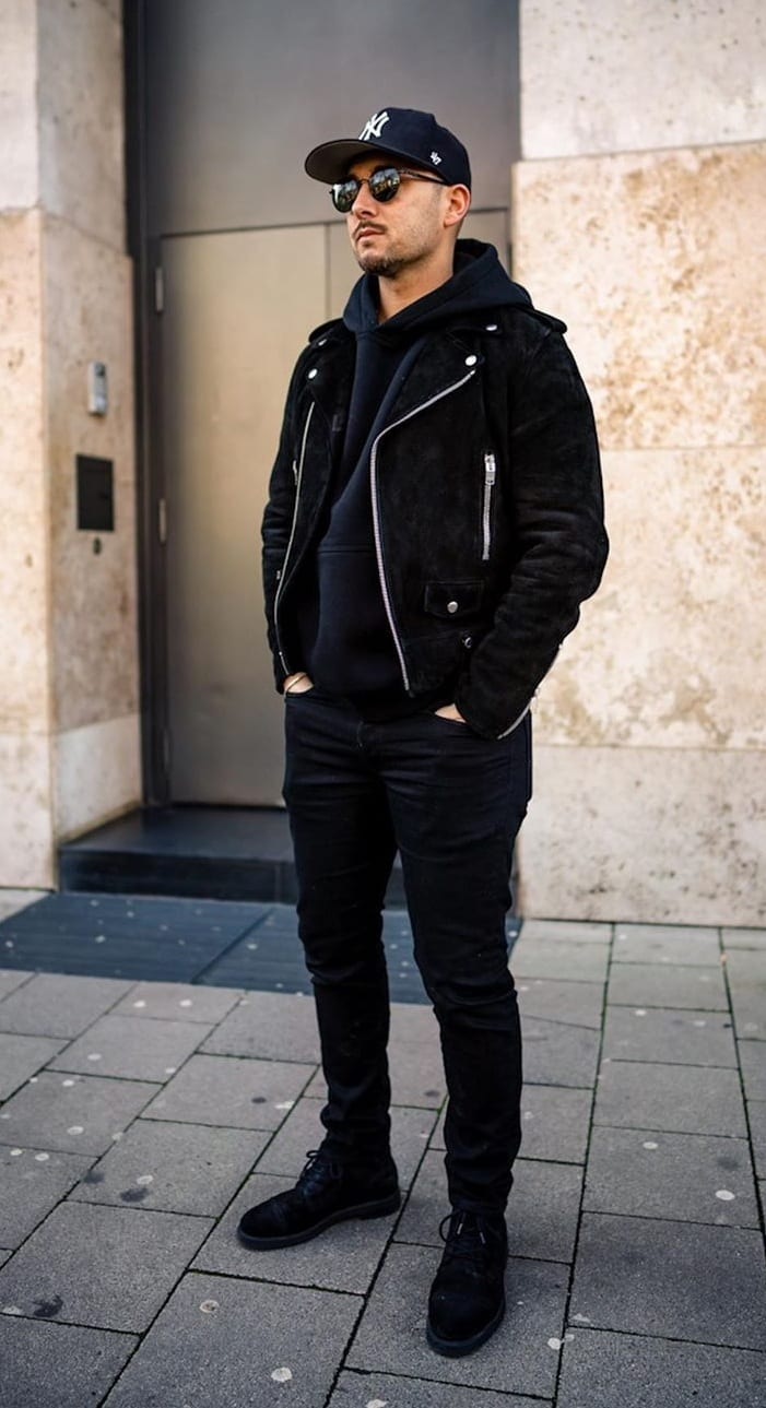 5 Ways Men Can Pull Off All Black Like A Pro