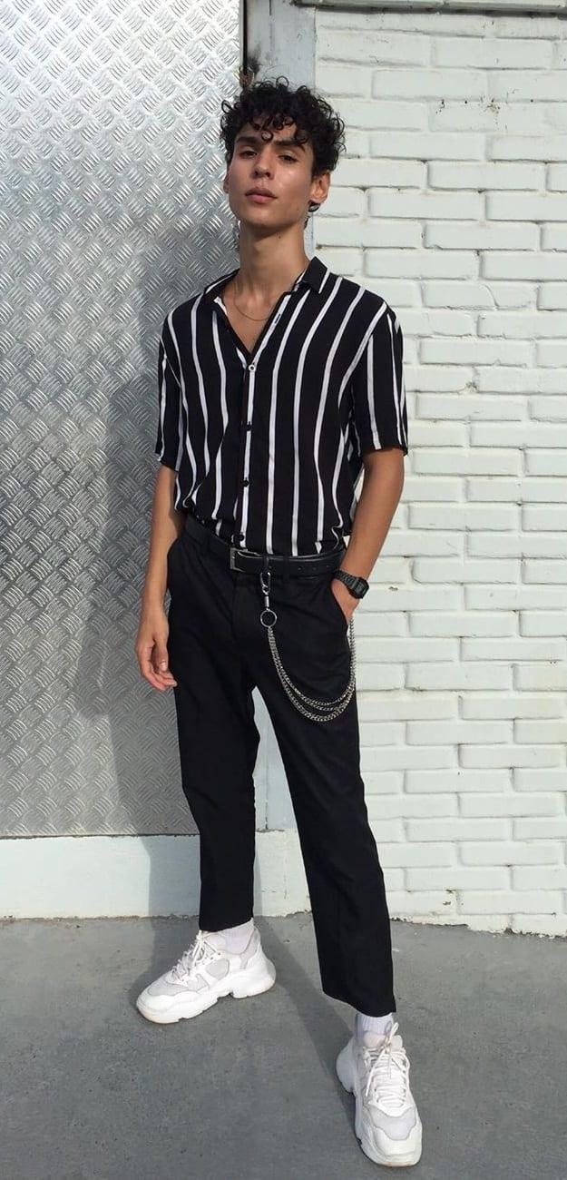 Stylish Shirt Ideas-Gay Fashion Trends