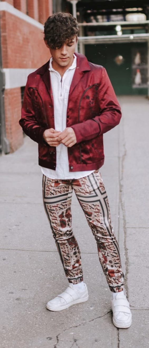 Ways to Style Jacket- Gay Fashion Trends