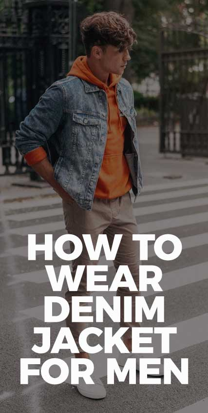 how-to-wear-denim-jacket-for-men