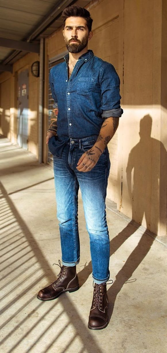 Amazing Double Denim Outfit Ideas