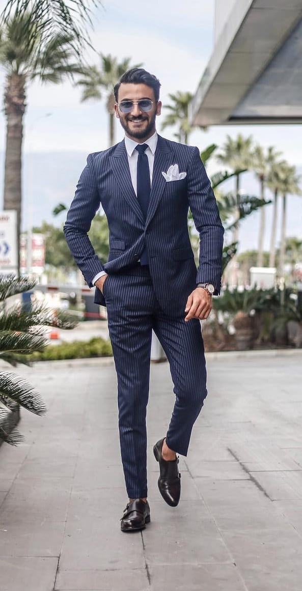 Classy Formal Suit Outfits