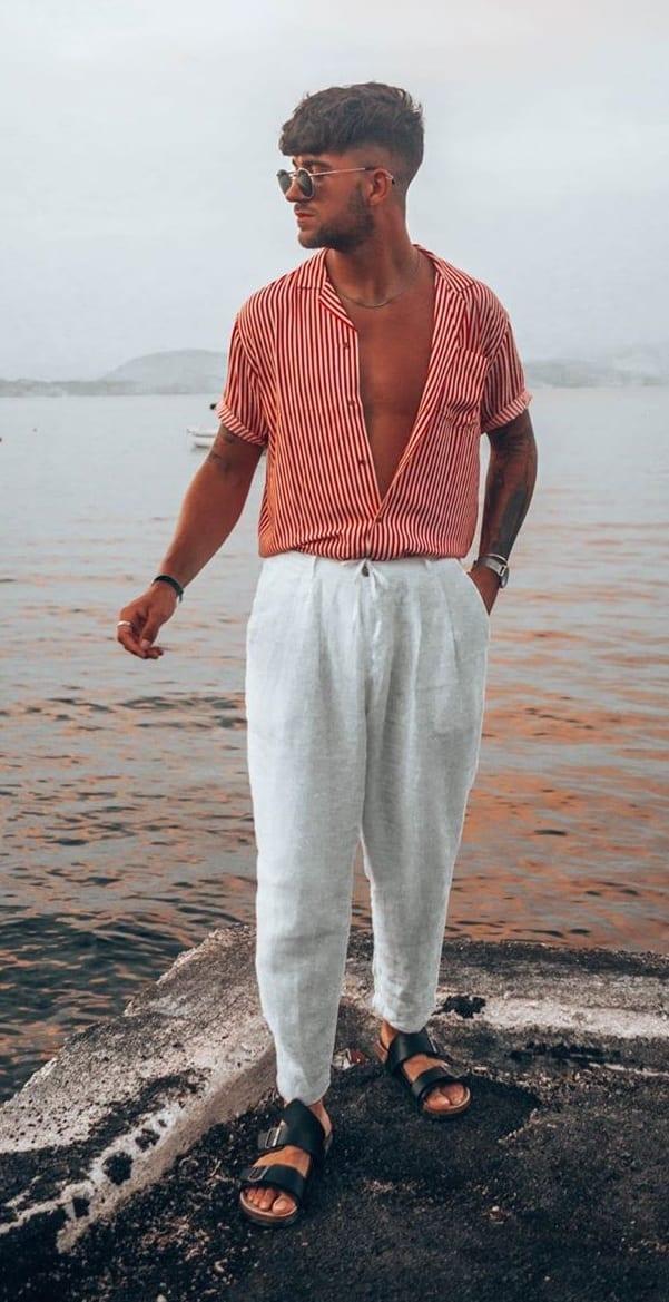 Linen Outfit Ideas 2020