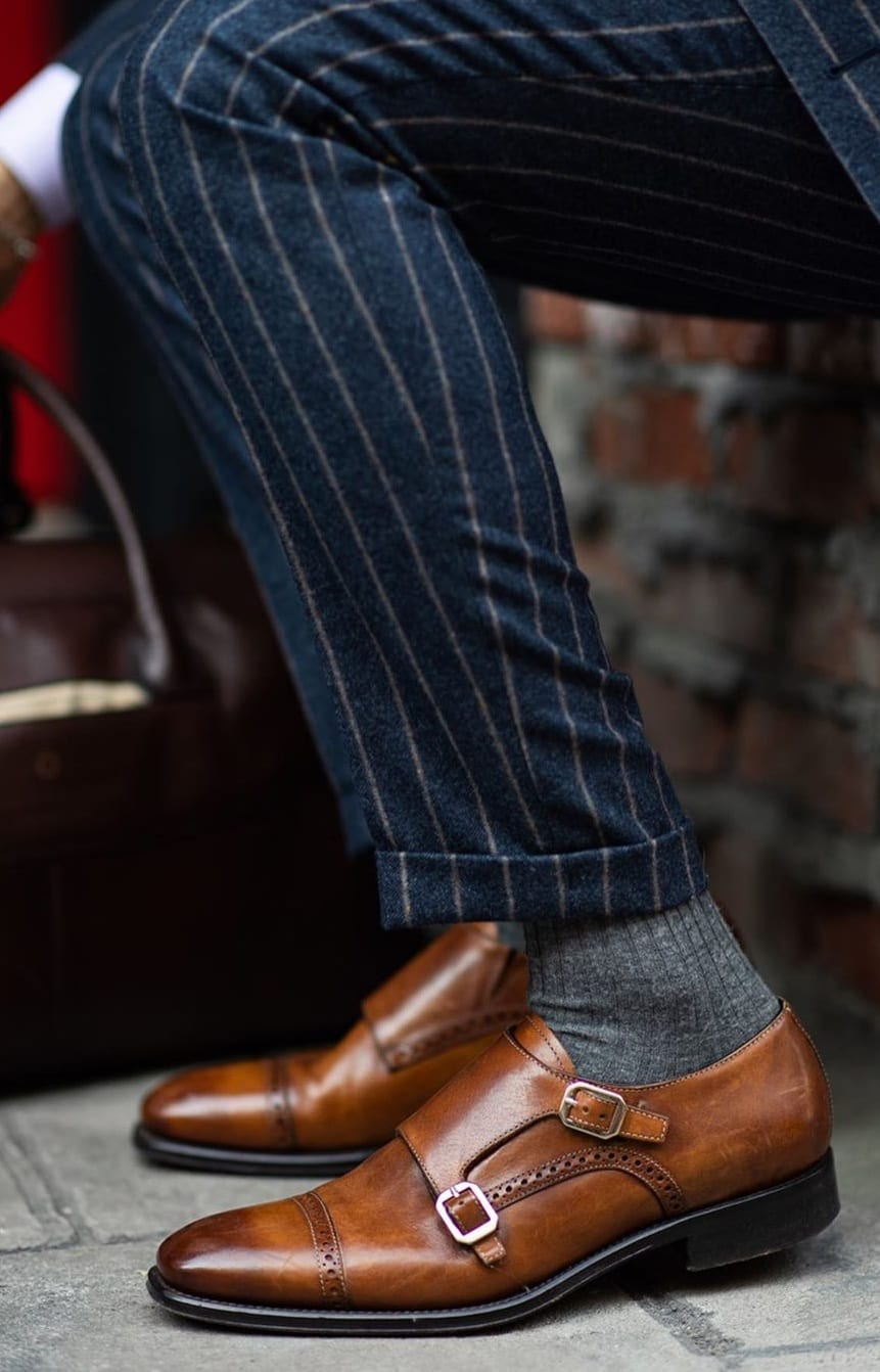 Monk Straps Shoes- 25 Essentials You Need In Your Work Wardrobe