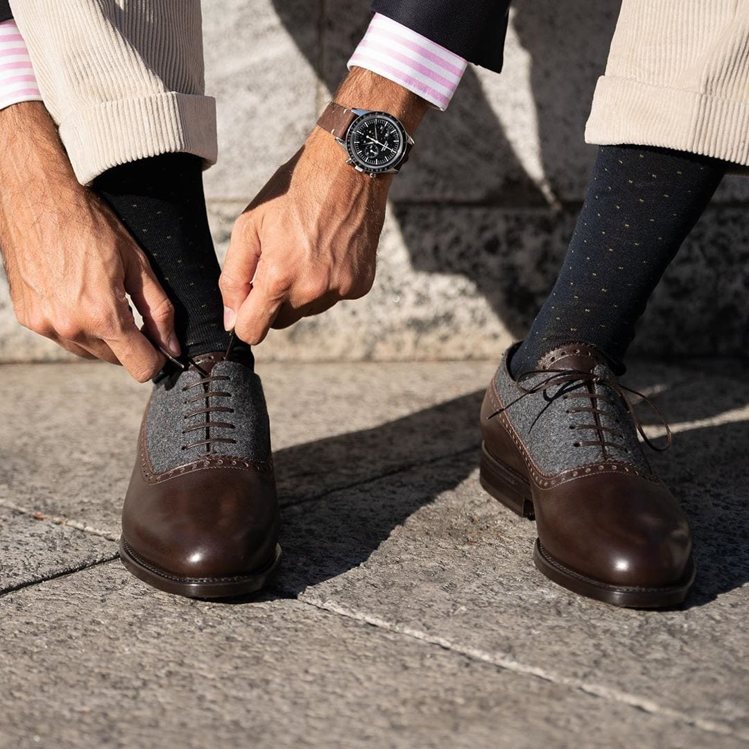 Oxford Dress Shoes Every Man Must Have in His Work Wardrobe