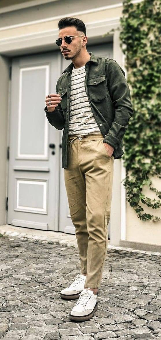 Chinos To Add Now In Your Wardrobe