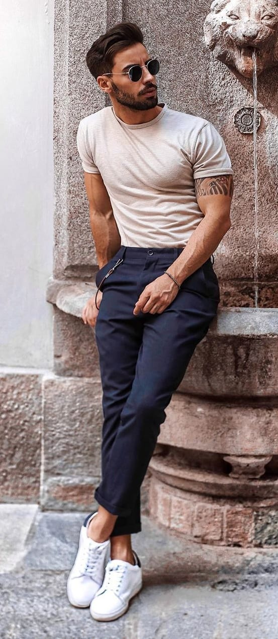 Cool Chinos Outfit Ideas