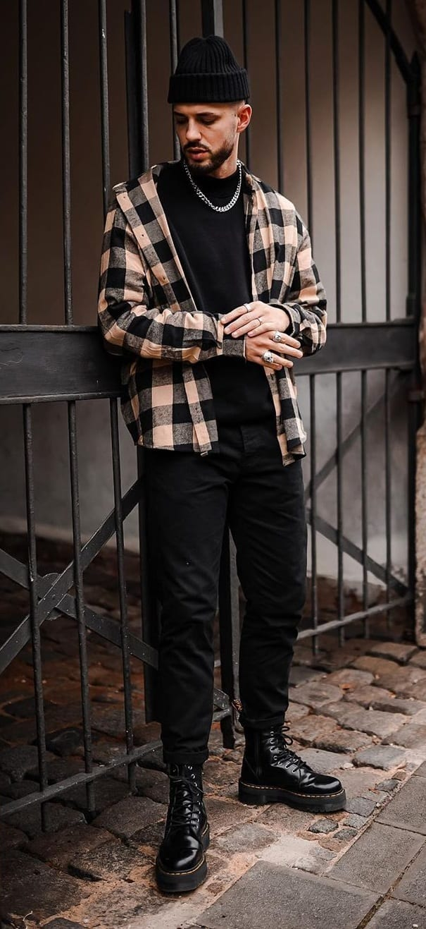 Plaid Jackets For Men to Rock