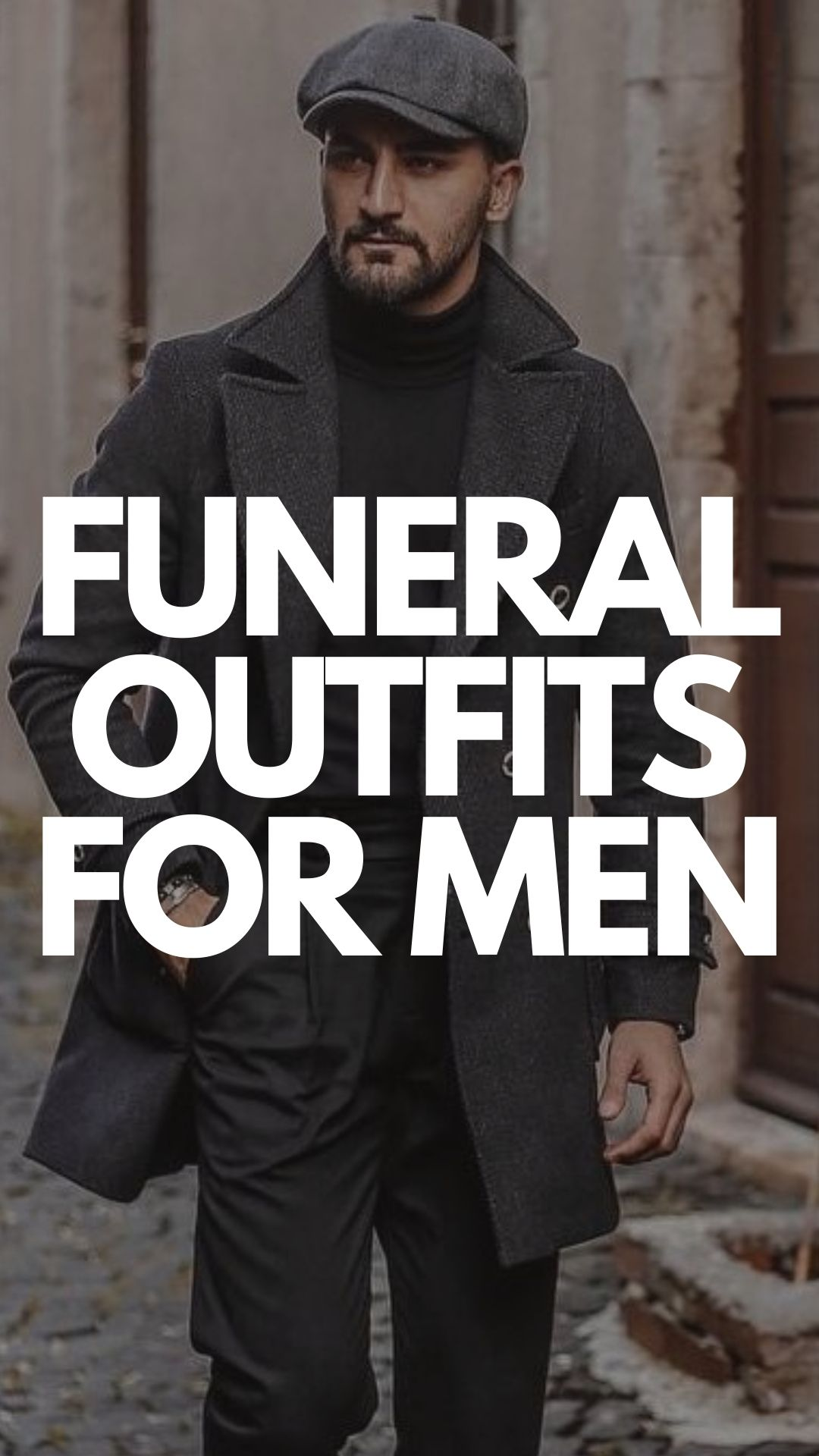 Funeral Outfits For Men