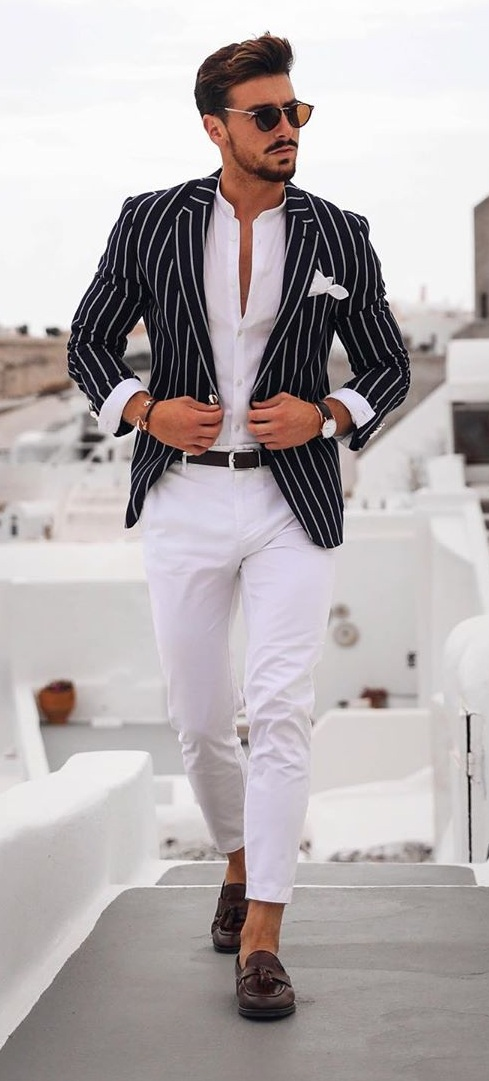 Casual Blazer Outfit Ideas