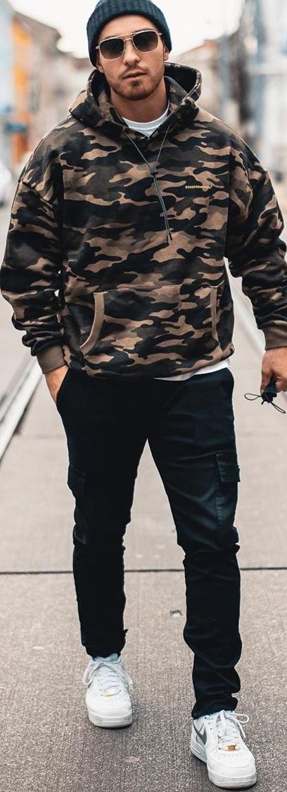 Hoodie- Fall Fashion Essential
