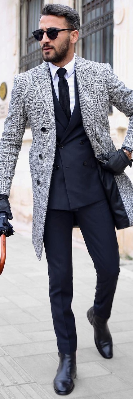 Leather Gloves for Fall