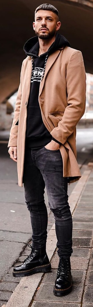 Modern Ways to style the Fall Coat