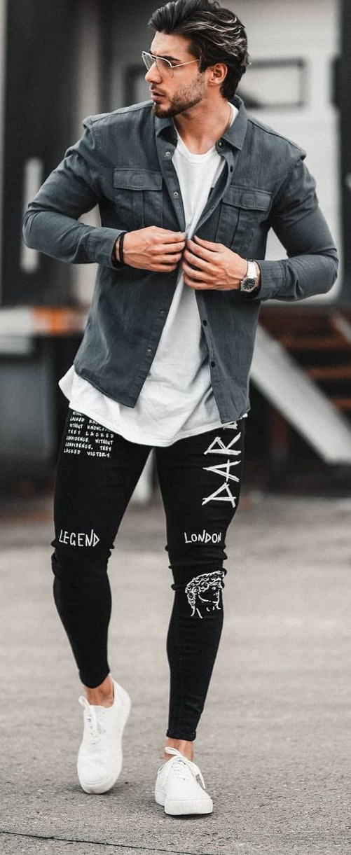 Cool Party Outfits for Men